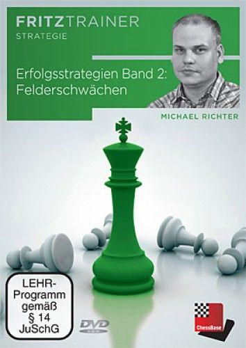 Schach DVD Erfolgsstrategien Band 2: Felderschwächen