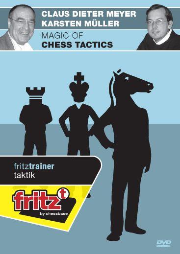 Schach DVD Magic of Chess Tactics