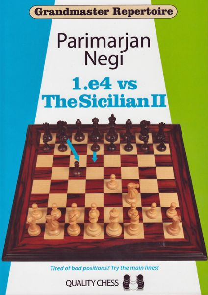 Schachbuch Grandmaster Repertoire - 1.e4 vs The Sicilian II