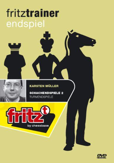 Schach DVD Schachendspiele 2 - Turmenspiele