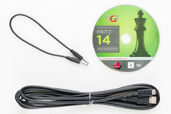 Smart Board USB-Kabel und DVD