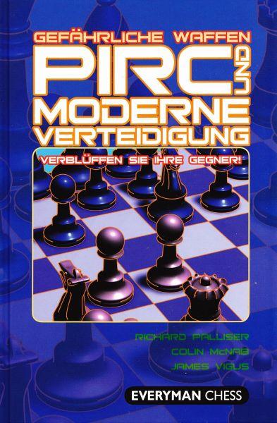 Schachbuch Pirc und Moderne Verteidigung