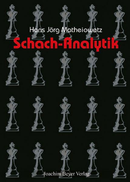 Schachbuch Schachanalytik
