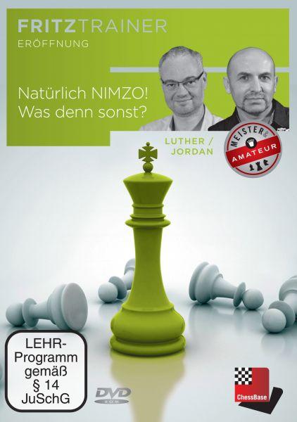 Schach DVD Natürlich NIMZO! Was denn sonst?