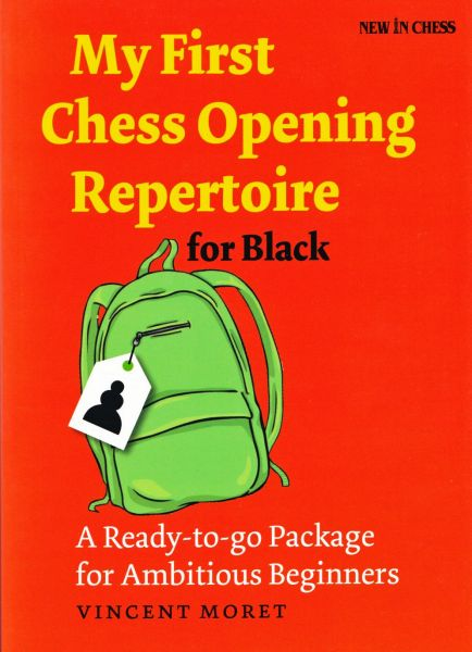Schachbuch My First Chess Opening Repertoire for Black