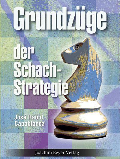 Schachbuch Grundzüge der Schachstrategie