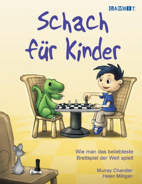 Schachbuch Schach für Kinder