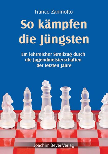 Schachbuch So kämpfen die Jüngsten