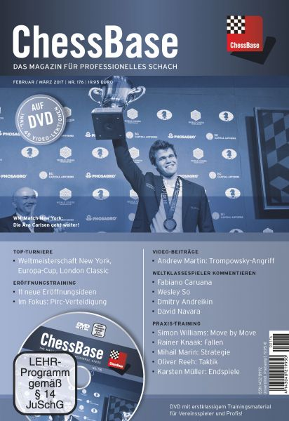 ChessBase Magazin 176