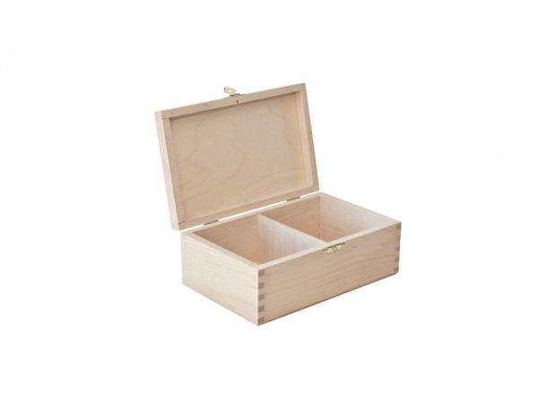 Schachfigurenbox Holz, geeignet bis Königshöhe 95 mm