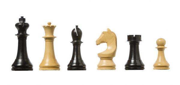 DGT Figurensatz FIDE (Offizieller Satz) extra schwer