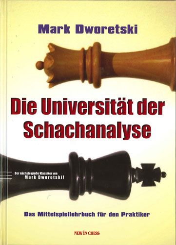 Schachbuch Die Universität der Schachanalyse