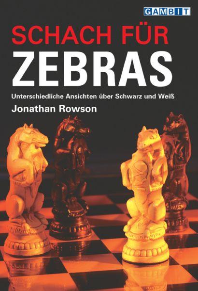 Schachbuch Schach für Zebras