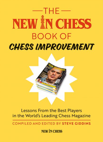 Schachbuch The New In Chess Book of Chess Improvement