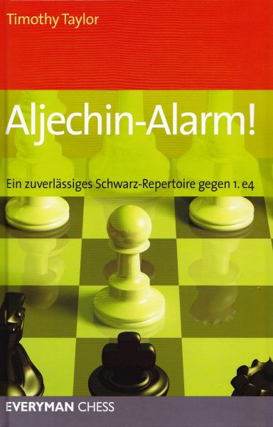 Schachbuch Aljechin-Alarm!