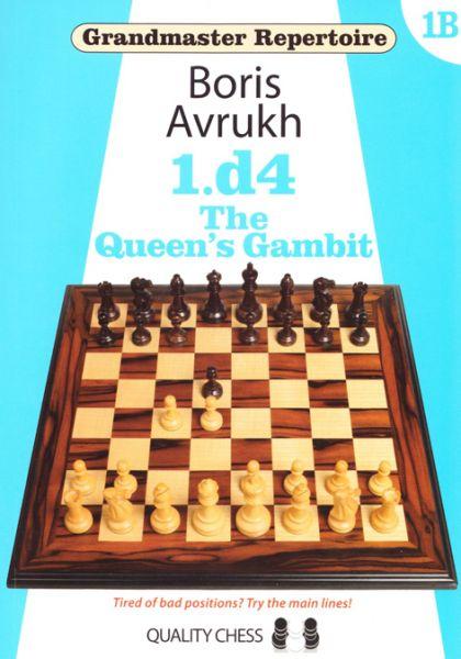 Schachbuch 1.d4 The Queen's Gambit