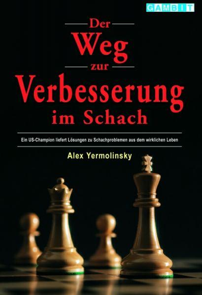 Schachbuch Der Weg zur Verbesserung im Schach