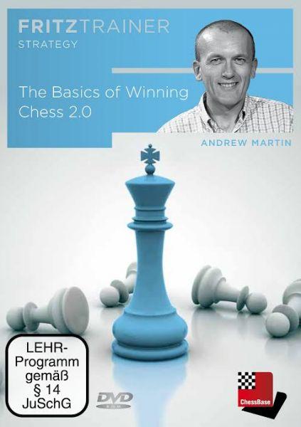 Schach DVD The basics of winning chess 2.0