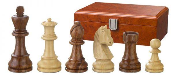 Schachfiguren Artus, Königshöhe 90 mm