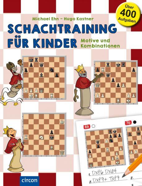 Schachbuch Schachtraining für Kinder