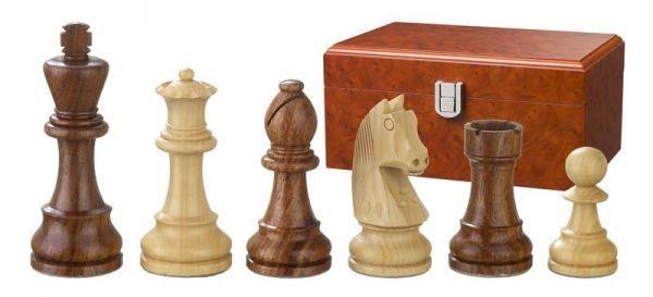 Schachfiguren Artus, Königshöhe 95 mm