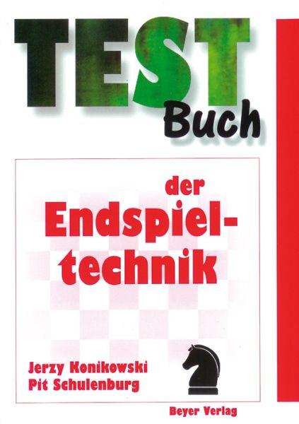 Schachbuch Testbuch der Endspieltechnik