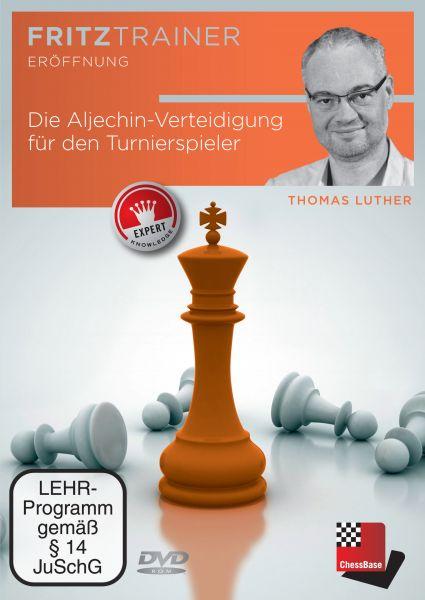 Schach DVD Die Aljechin-Verteidigung für den Turnierspieler