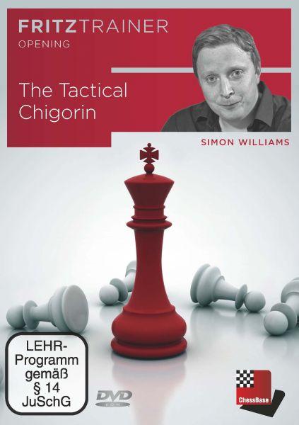 Schach DVD The Tactical Chigorin
