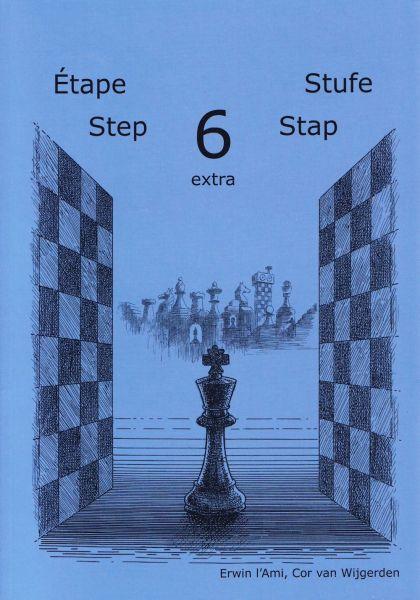 Schach lernen - Stufe 6 extra Schülerheft