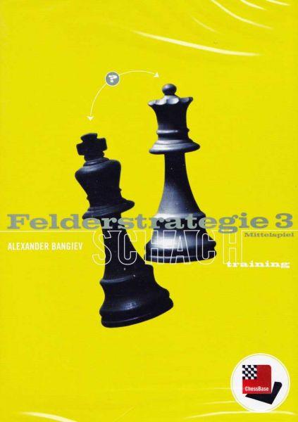 Schach CD Felderstrategie Band 3 - Mittelspiel
