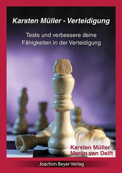 Schachbuch Karsten Müller - Verteidigung
