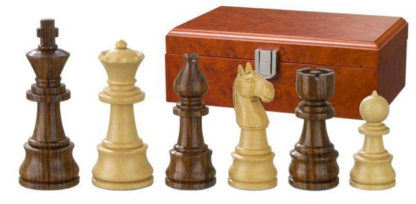 Schachfiguren Theoderich, Königshöhe 95 mm
