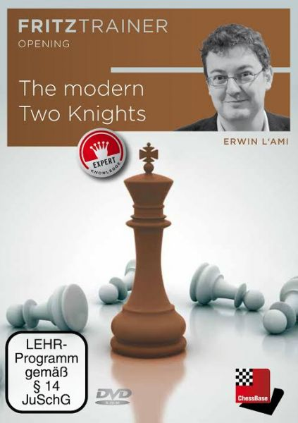 Schach DVD The modern Two Knights