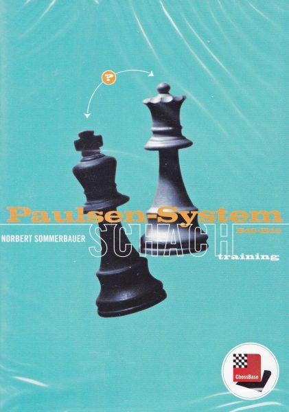 Schach CD Paulsen-System B40-B49