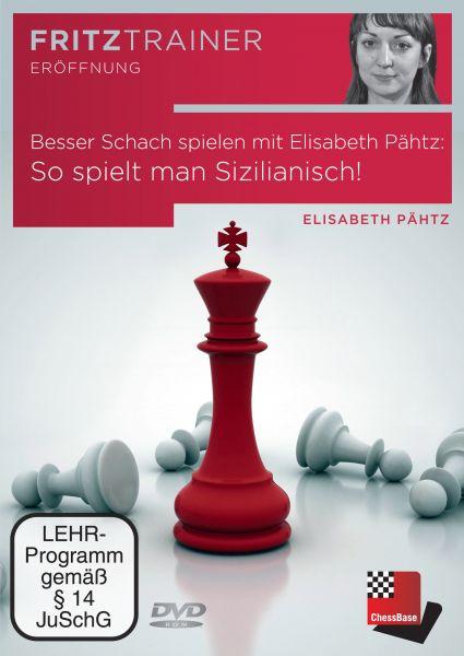 Schach DVD So spielt man Sizilianisch
