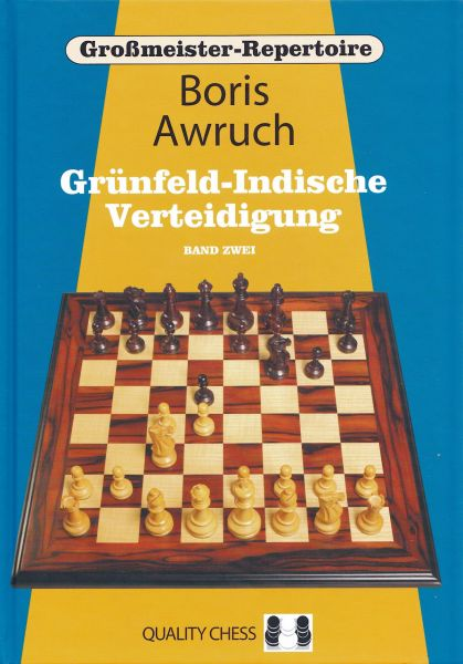 Schachbuch Grünfeld-Indische Verteidigung, Band Zwei