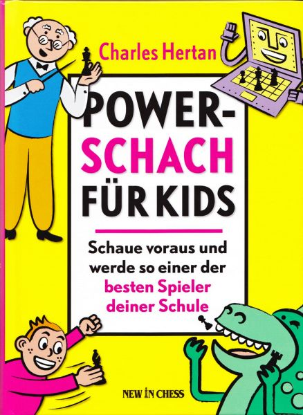 Schachbuch Power Schach für Kids