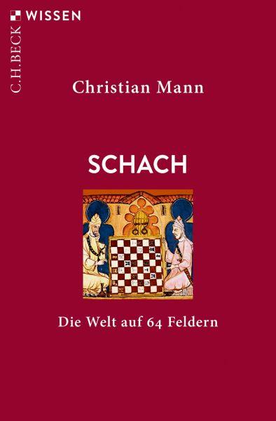 Schachbuch Schach - Die Welt auf 64 Feldern