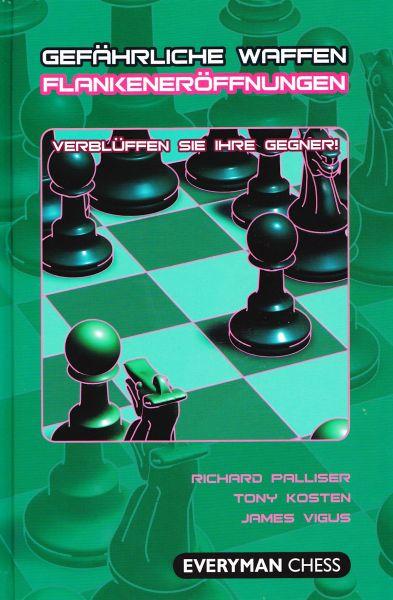 Schachbuch Flankeneröffnungen