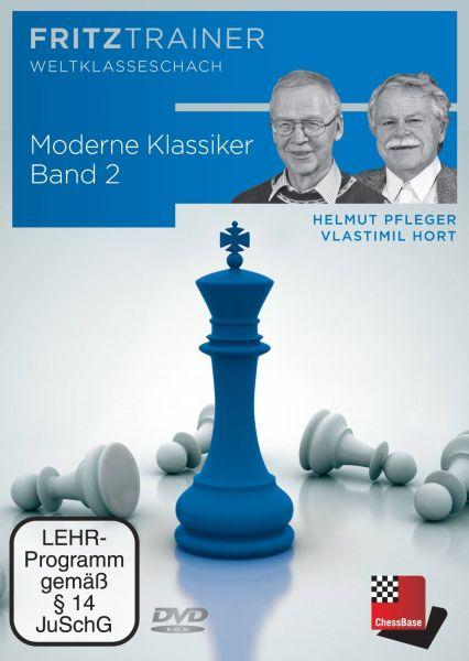 Schach DVD Moderne Klassiker Band 2