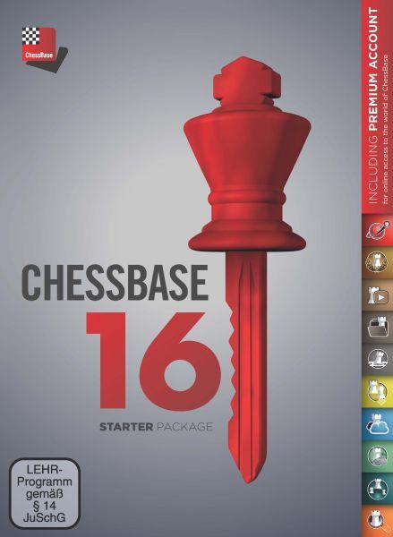 ChessBase 16 - Premiumpaket Die professionelle Schachdatenbank für den Turnierspieler