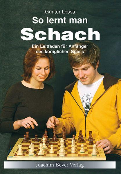 Schachbuch So lernt man Schach
