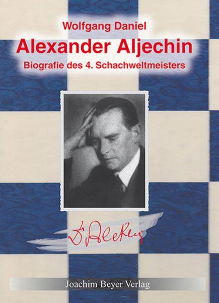 Schachbuch Alexander Aljechin