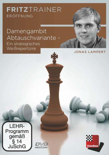 Schach DVD Damengambit Abtauschvariante - Ein strategisches Weißrepertoire