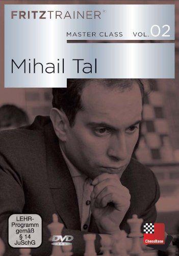 Schach DVD Master Class Band 2: Mihail Tal