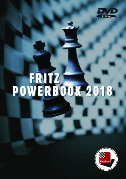 Schach DVD Fritz Powerbook 2018