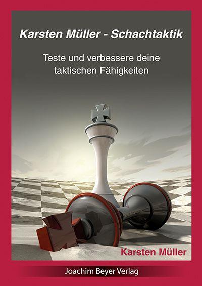 Schachbuch Karsten Müller - Schachtaktik