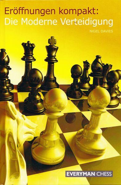 Schachbuch Die Moderne Verteidigung
