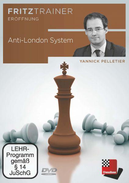 Schach DVD Anti-London System