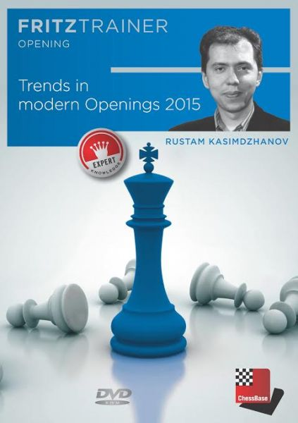 Schach DVD Trends in modern openings 2015